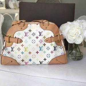 Louis Vuitton Claudia Multicolor Bag